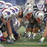 Buffalo Bills at New England Patriots