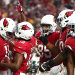 Arizona Cardinals at Minnesota Vikings, 1p.m. EST